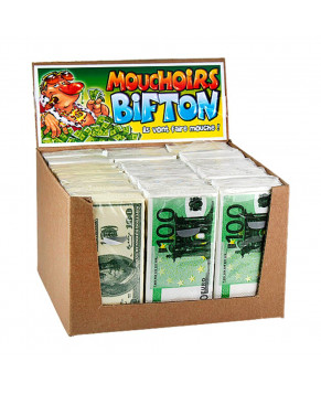 PAQUET MOUCHOIRS BIFTON