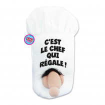 TOQUE CHEF ZIZI