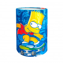 POT A CRAYON METAL SIMPSON
