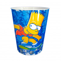 POUBELLE METAL SIMPSON