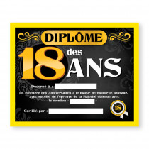 CADRE DIPLOME 18ANS H
