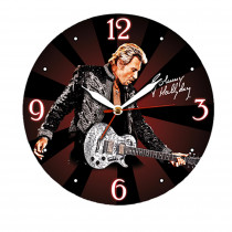 HORLOGE JOHNNY GUITARE