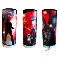 LAMPE JOHNNY FLAMME