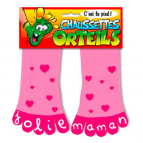 CHAUSSETTES ORTEILS MAMAN