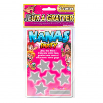 JEU A GRATTER NANA PARTY