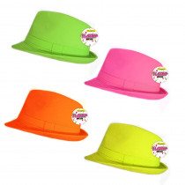 CHAPEAU FLASHY 4COL