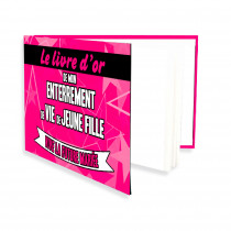 LIVRE D OR ENTERREMENT J.F