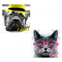 TOILE CHIEN CHAT 2MOD
