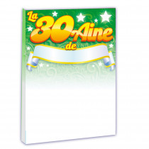 TOILE A SIGNER 30AINE