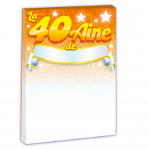 TOILE A SIGNER 40AINE