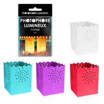 PHOTOPHORE PAPIER GM