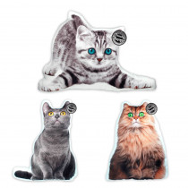 COUSSIN FORME CHAT 3MOD