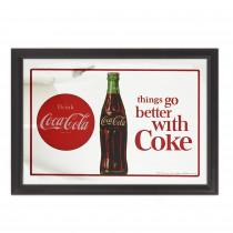 MIROIR COCA COLA THINGS GO B.