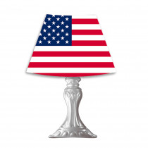 STICKER LAMPE USA