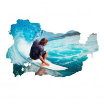 STICKER GEANT SURF