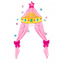 STICKER GEANT PRINCESSE