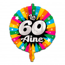 BALLON METAL 60AINE