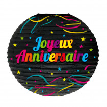 "SUSPENSION BOULE ""JOYEUX.."""