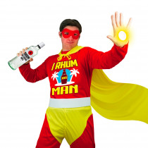 COSTUME I RHUM MAN