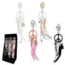 BIJOUX DE SAC PEACE LOVE