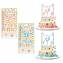TOP GATEAU BABY PARTY 2COL