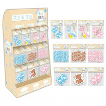 BOX DECO DE TABLE BABY SHOWER