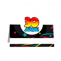 PACK 6 MARQUE PLACE 30AINE