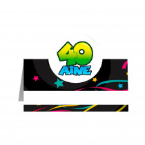 PACK 6 MARQUE PLACE 40AINE