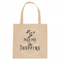 "SAC TOTE BAG ""SHOPPING..."""