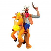 COSTUME AUTO GONFLABLE CHEVAL