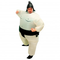 COSTUME AUTO GONFLABLE SUMO
