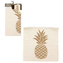 HOUSSE COUSSIN ANANAS/