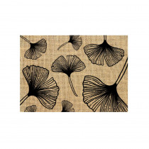 SET DE TABLE FEUILLES TROPICALES N°2