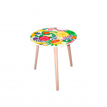 TABLE D APPOINT FRUITS -Ex : CD4244_07
