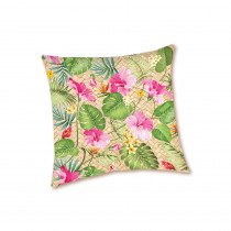 HOUSSE COUSSIN HIBISCUS