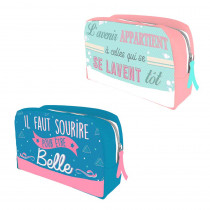 TROUSSE TOILETTE GIRLY 2MOD