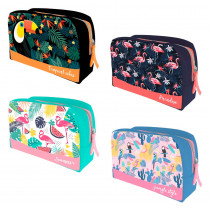 TROUSSE TOILETTE TROPICAL 4MOD