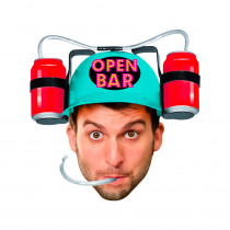 CASQUE ANTI SOIF OPEN BAR