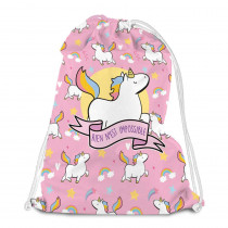 "SAC DETENTE LICORNE ""IMPOSSIBLE"""