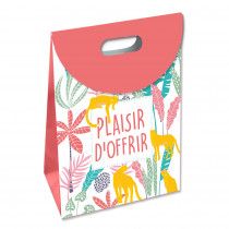 "POCHETTE RABAT GM ""PLAISIR.."" TROPICAL"