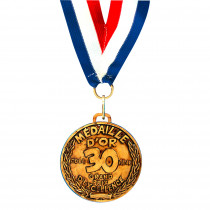 MEDAILLE D OR 30 AINE -Ex : B4783C