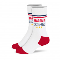 CHAUSSETTES MADAME CASSE-PIED