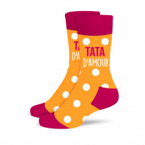 CHAUSSETTES TATA D AMOUR