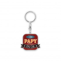 PORTE CLE PAPY