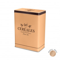 BOITE A CEREALES EPICERIE TRADITIONNELLE
