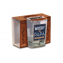 """VERRE A WHISKY """"PAPA"""""""