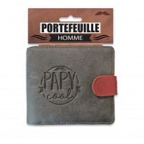 PORTEFEUILLE PAPY COOL