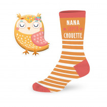 COFFRET COCOONING CHOUETTE