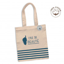 TOTE BAG ILE DE BEAUTE