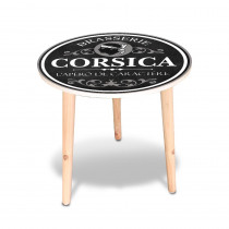 TABLE D APPOINT CORSICA
